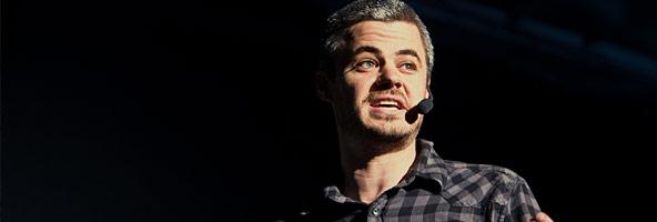 Scott Harrison z charity:water